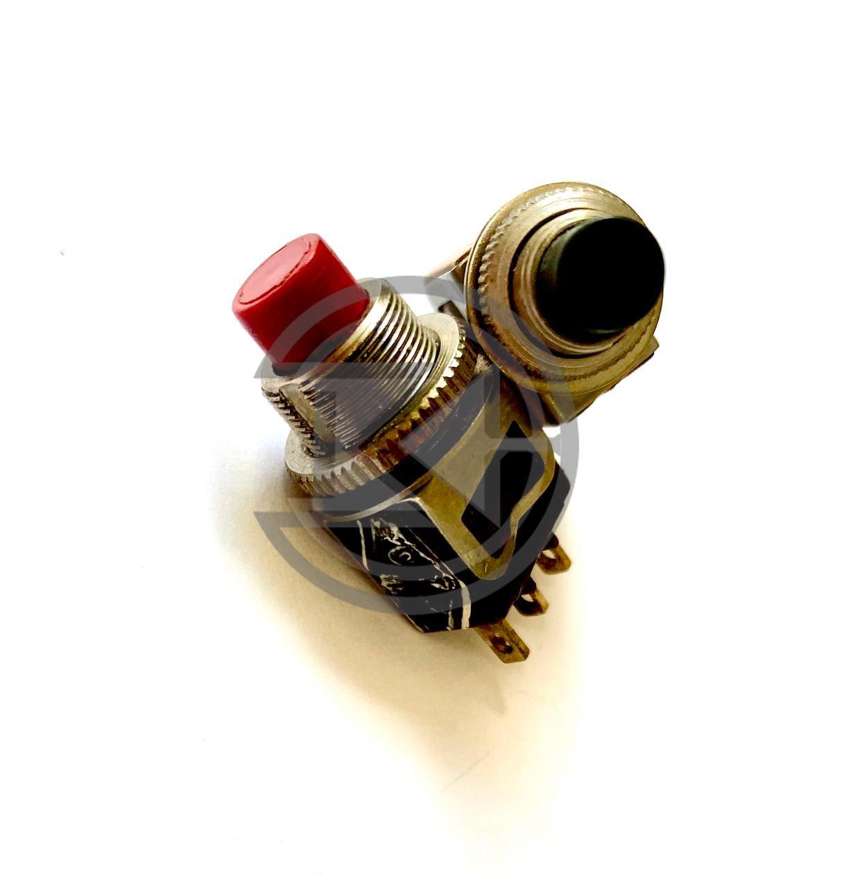 Переключатель кнопочный ПКн187-1..4